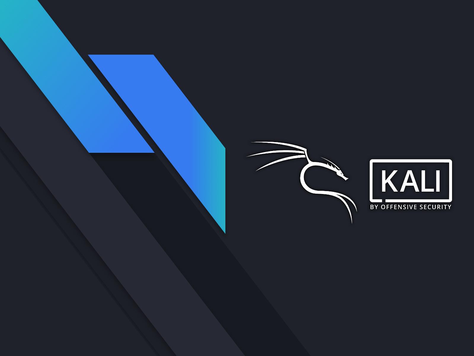 Papel de parede do Kali Linux